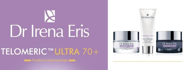 Dr  Irena Eris TELOMERIC TM ULTRA 70+