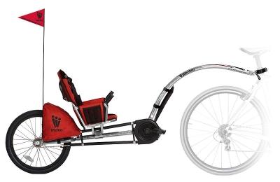 Przyczepka rowerowa i-Go Wee-hoo-1