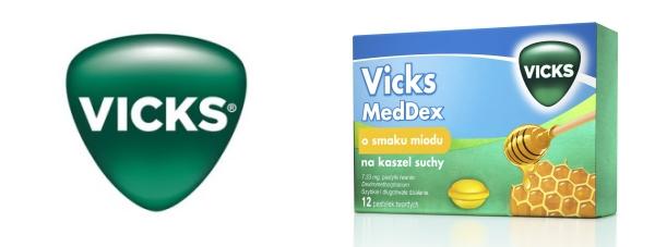 Vicks MedDex – Masz męczący, suchy kaszel? Spróbuj!
