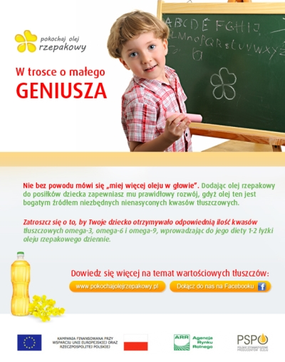 W trosce o malego geniusza