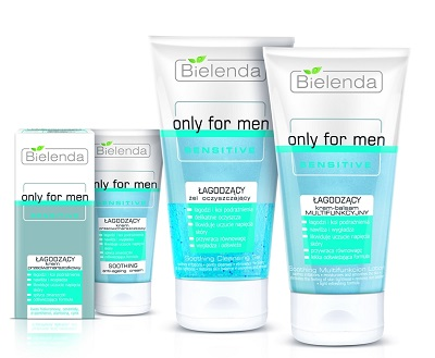 Bielenda linia Only for Men Sensitive