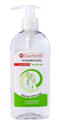 clean hands250