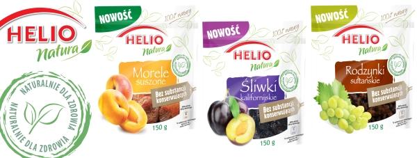 Naszym składnikiem jest natura - nowości marki HELIO