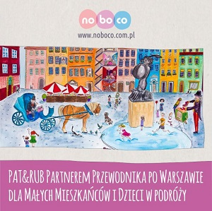 Przewodnik po Warszawie dla dzieci