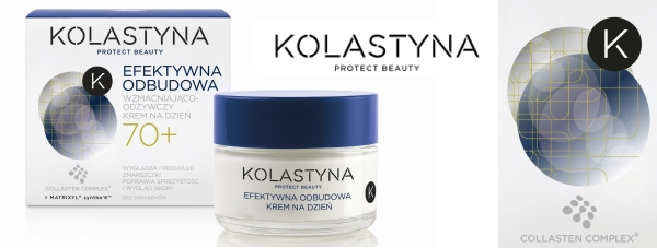 EFEKTYWNA ODBUDOWA Nowa linia kosmetyków dla kobiet 70+