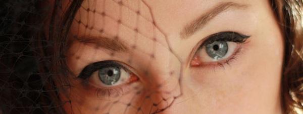 Makijaż oczu niedoskonałych