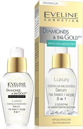 D&G Luxury serum 5 w 1 twarz, szyja