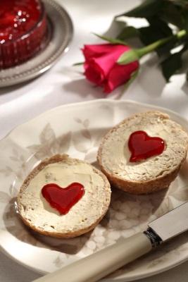 Smaczne Walentynki na co dzień