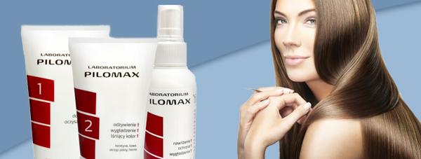 KONKURS! Wygraj zestaw kosmetyków regenerujących włosy farbowane PILOMAX