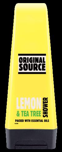 ORIGINAL SOURCE Lemon & Tea Tree