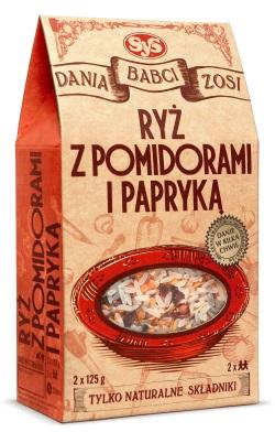 SyS_DaniaBabciZosi_ryz z Pomidorami i Papryka