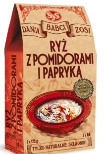 SyS_Ryz z Pomidorami i Papryka