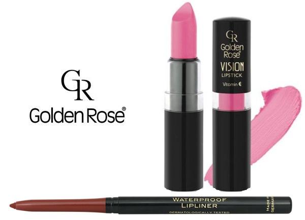 golden rose vision lipstick
