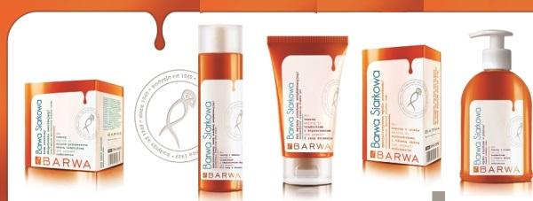 BARWA Siarkowa - higiena i pielęgnacja skóry tłustej i trądzikowej