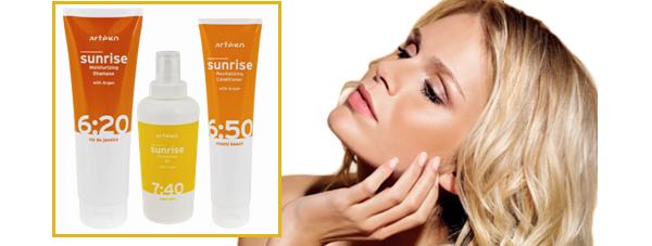 Chroń swoje włosy latem – nowa linia kosmetyków pielęgnacyjnych artègo Sunrise