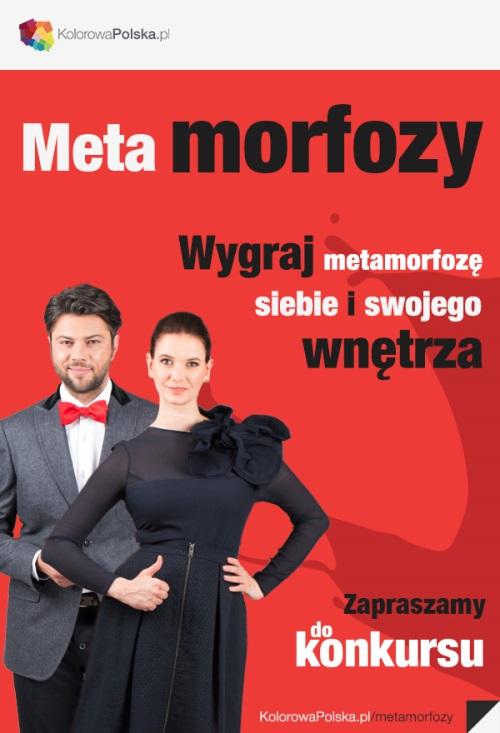 Polacy bawią się kolorami w konkursie Dekoral Fashion