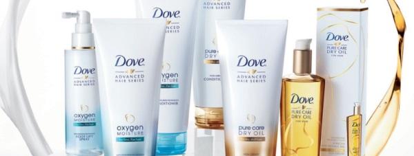 DOVE Advanced Hair Series - zaawansowana pielęgnacja Dove