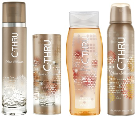 CTHRU Deo spray Pure Illusion 150ml s
