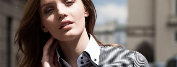 Koszule damskie prosto z męskiej szafy