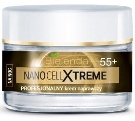 Bielenda Nano Cell Xtreme Profesjonalny krem naprawczy na noc 55