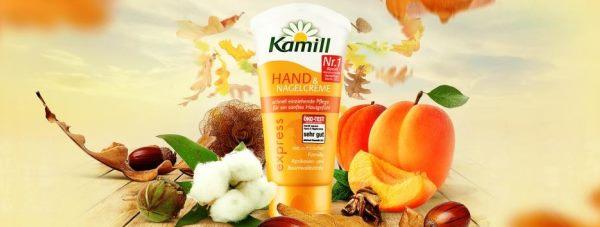 Ekspresowa pielęgnacja dłoni z Kamill Express
