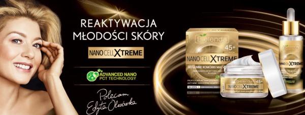 Bielenda linia anti-aging Nano Cell Xtreme