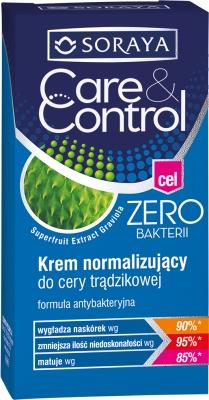 soraya care&control krem