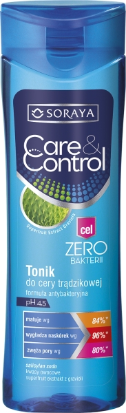 soraya care&control tonik
