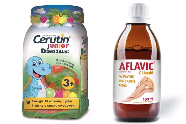 AFLAVIC Liquid Cerutin junior