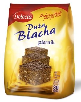 Piernik Duza Blacha Delecta