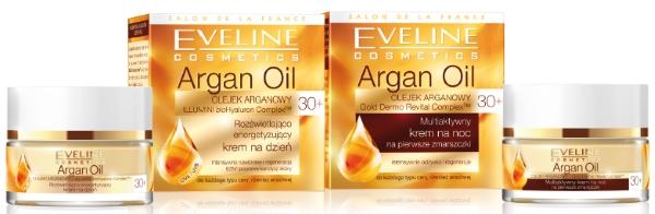 argan oil eveline