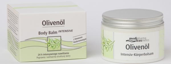 Olivenöl – balsam do ciała