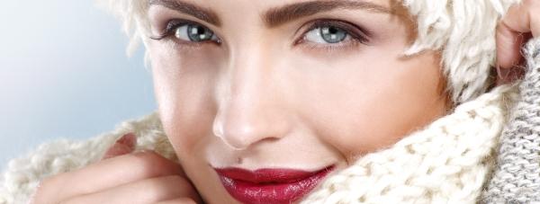 5 zasad pielęgnacji skóry zimą!