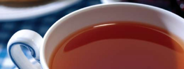 Aromatyczna herbata naturalnym lekarstwem