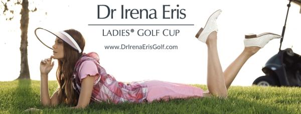 Dr Irena Eris zaprasza na IX edycję turnieju Dr Irena Eris Ladies' Golf Cup