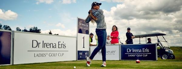 9. edycja turnieju Dr Irena Eris Ladies' Golf Cup zakończona triumfem juniorek!