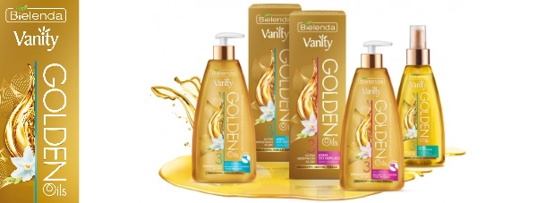 Bielenda Vanity Golden Oils - idealnie gładkie ciało