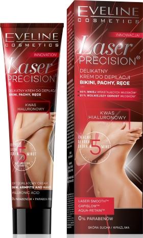 Krem depil miejsc wrazliwych bikini pachy rece Laser Precision_1