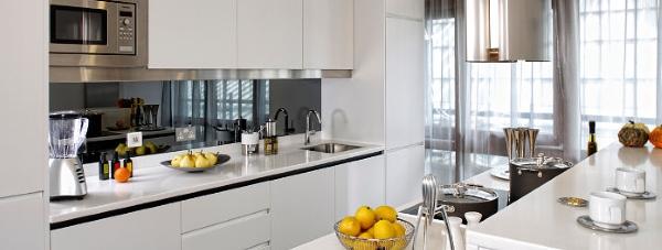 Meble kuchenne, czyli jak zagospodarować niewielkie pomieszczenie?
