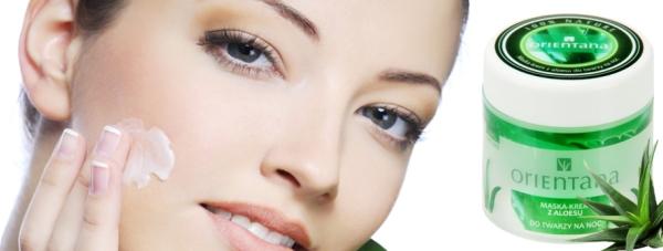 Aloesowa ulga dla odwodnionej skóry