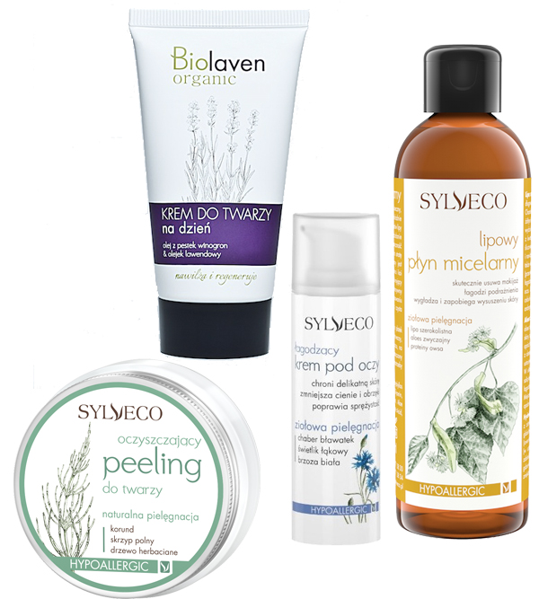 sylveco biolaven organic kosmetyki