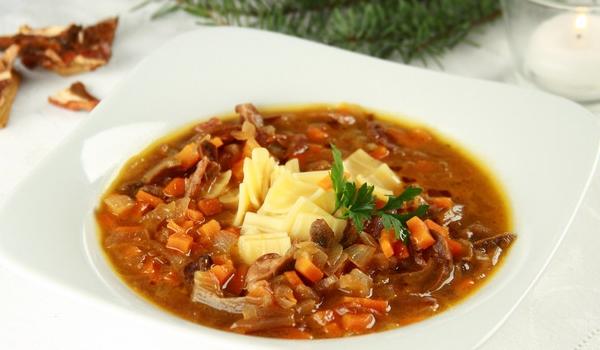 Zupa grzybowa Gabriel