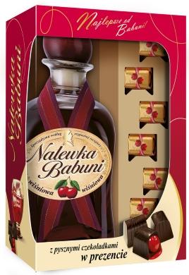 Nalewka Babuni z czekoladkami kartonik_300px