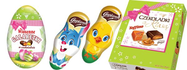 Słodki smak Wielkanocy z Colianem