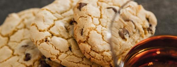 Nowe Zbożowe ciasteczka Delecta - moc 5 ziaren