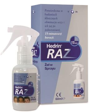 Hedrin Raz spray1