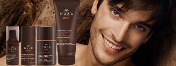 NUXE Men Nuxellence - doskonała formuła dla mężczyzn