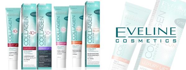 Collagen Booster – przyspieszenie działania kremu od Eveline