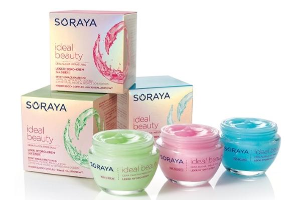 Soraya Ideal Beauty Hydro-Kremy
