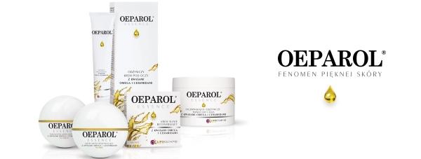 Oeparol® Essence - kosmetyki z kwasami omega i ceramidami